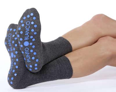 calcetines antideslizantes estatica