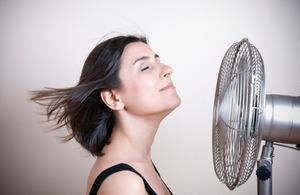 no pasar calor sin aire acondicionado