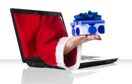 Comprar regalos por Internet