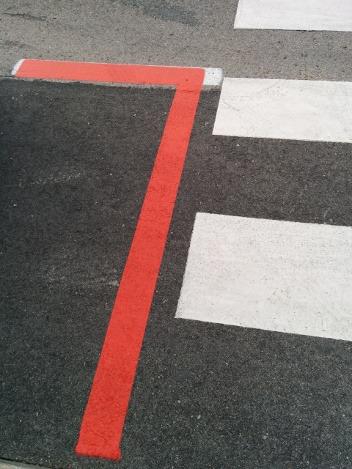 Zona roja en Madrid