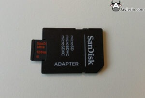 Sandisk Ultra MicroSDXC de 128GB