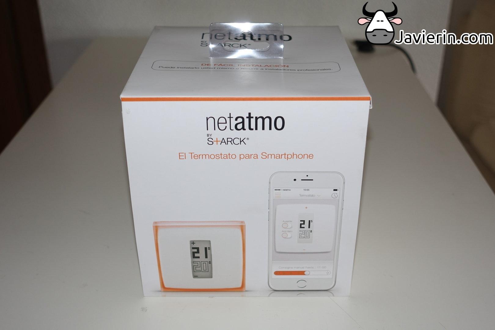 Termostato Netatmo