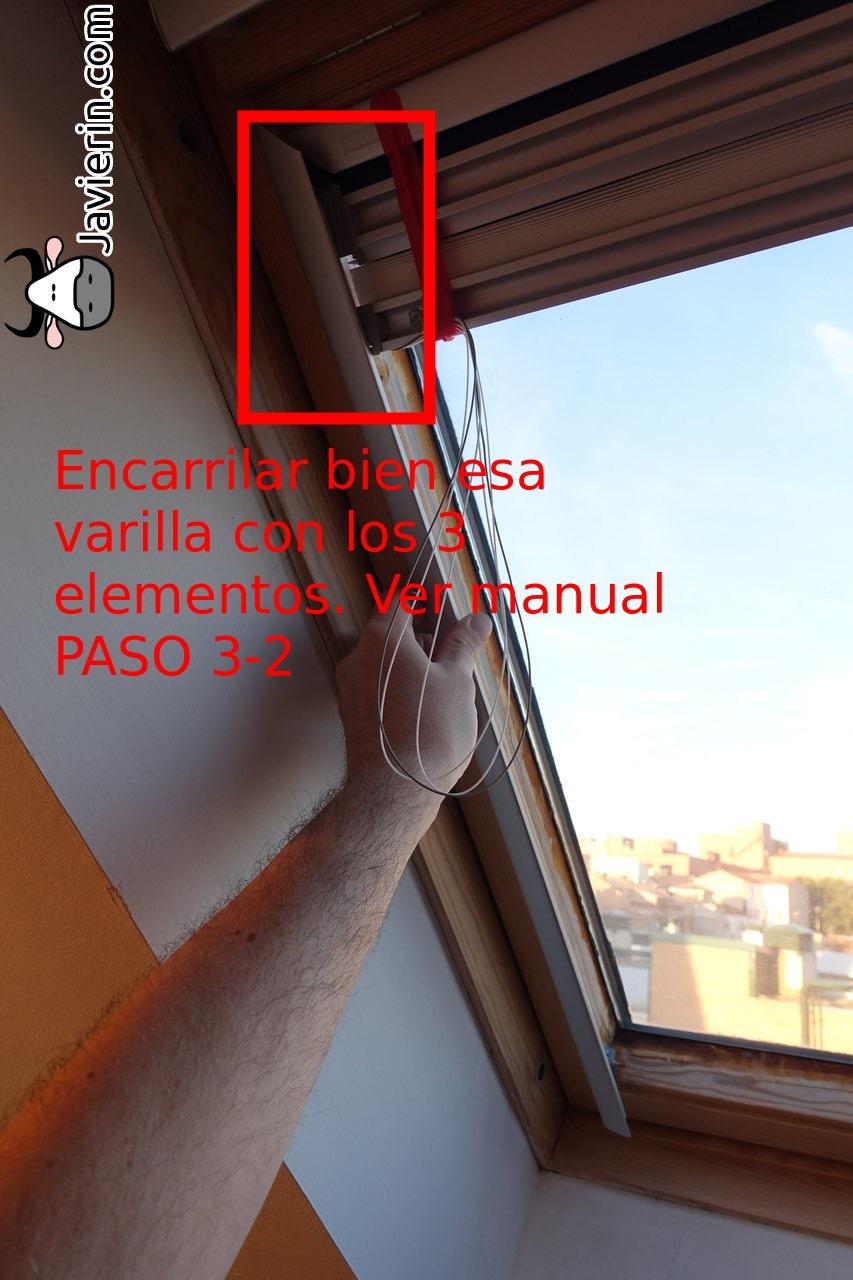 Como Cambiar Una Cortina Velux Javierin Com ~ Como Limpiar Los Rieles De Las Ventanas