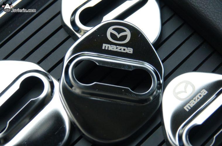 embellecedores de cierre Mazda