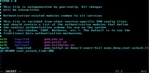 desactivar pam_tally
