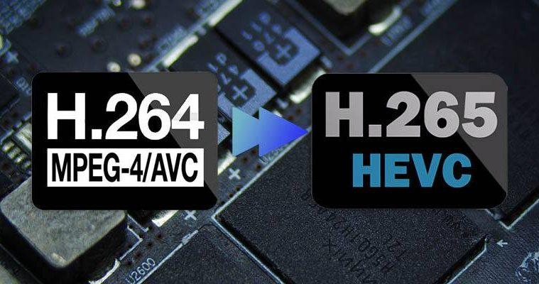 convertir h264 a h265
