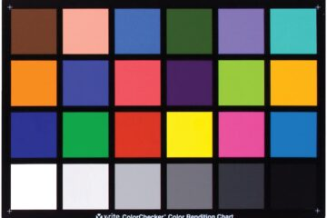 calibrar color